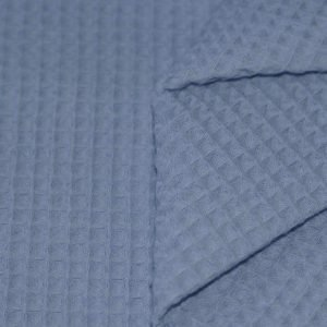 Waffelpiqué_Blue
