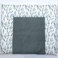 Wickelbezug Eukalyptus Forest Green_001